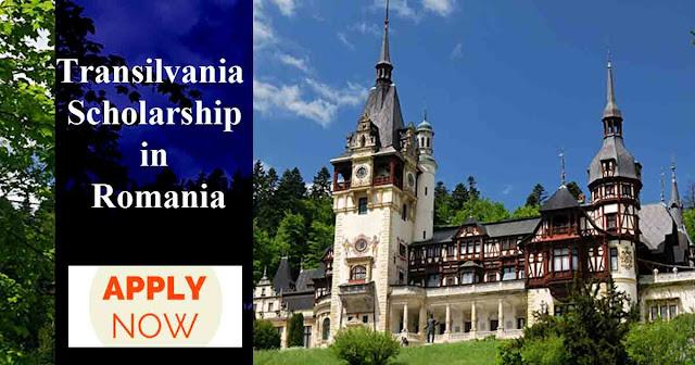 هاام للطبلة منحة دراسية ممولة بالكامل تقدمها جامعة ترانسلفانيا لدراسة البكالوريوس والماجستير والدكتوراه في رومانيا برسم سنة 2020