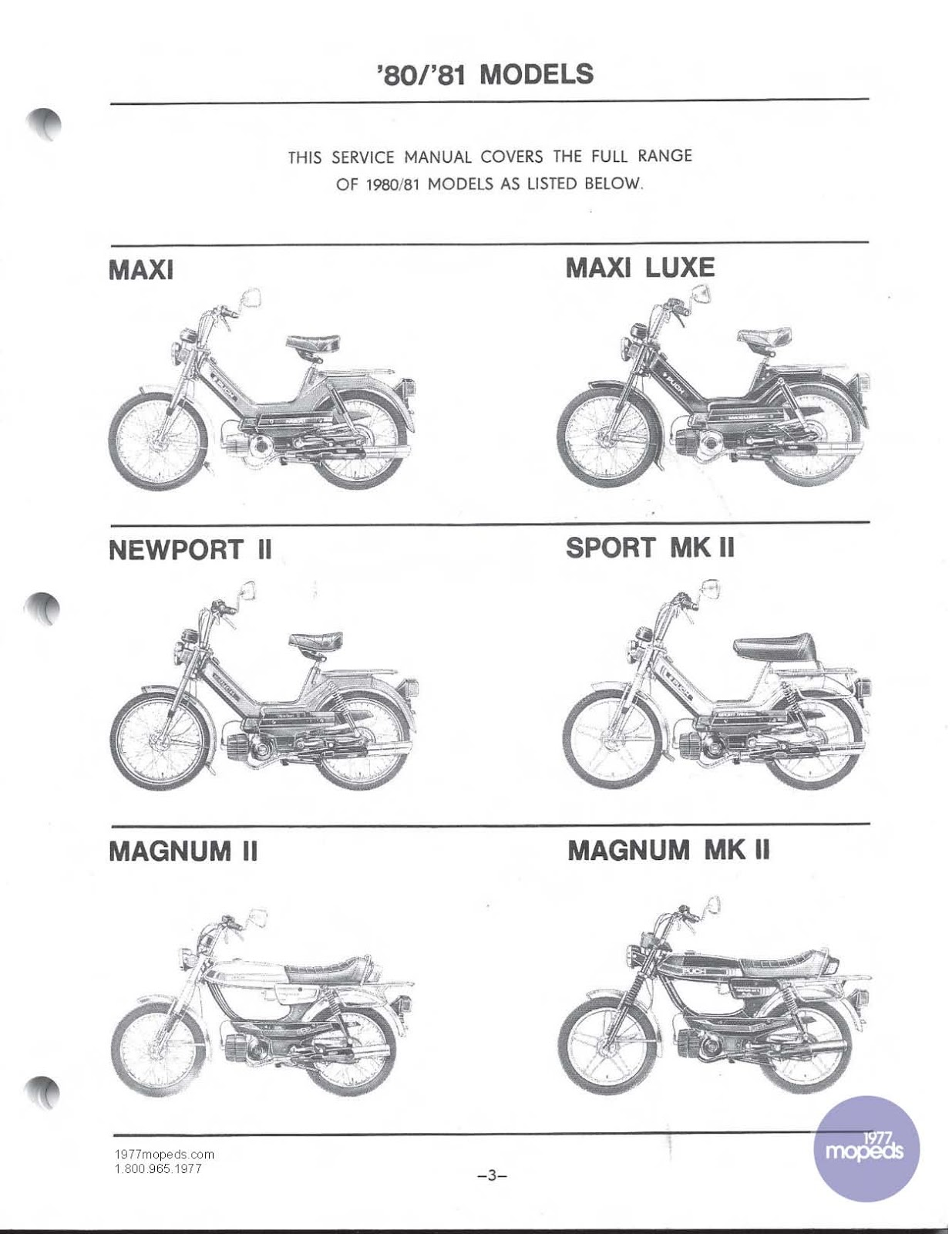 Hero Puch Service Manual