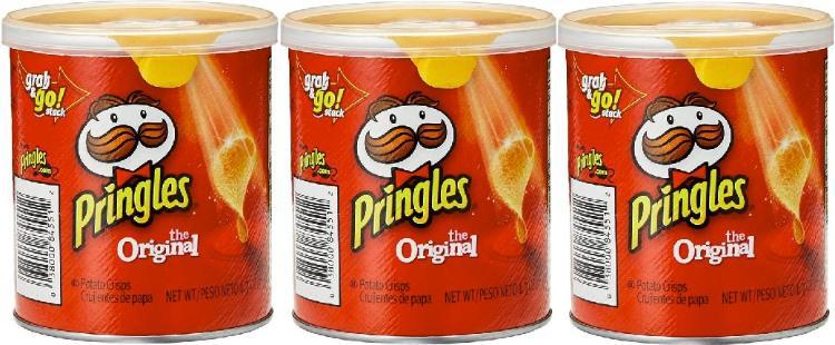 Pringles Potatoes: Crispy Snacking Potato Chips - Kellogg's Food Snacks - Naija Grocery