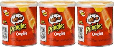 Naija Grocery - Pringles Potatoes - Crispy Snacking Potato Chips - Kellogg's Food Snacks