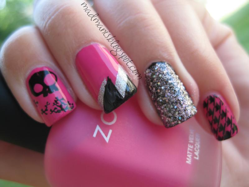 Jahnay Benson: Beautiful Nail Designs