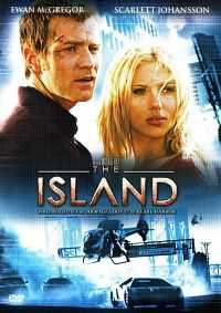 The Island (2005) All Dual Audio Movie Download 400mb BDRip 480p