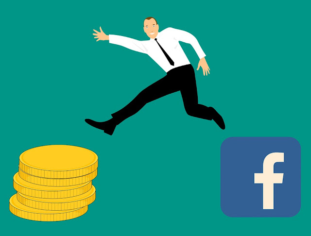 Five ways to earn money from Facebook