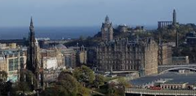 Edinburgh Festival in Scotland's Capital City