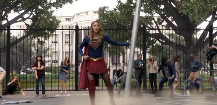 Supergirl 5ª Temporada Trailer