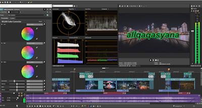 تحميل برنامج MAGIX VEGAS Pro v18.0.0.434 (x64) Multilingual + Crack عملاق المونتاج وتحرير الفديو كامل بالتفعيل