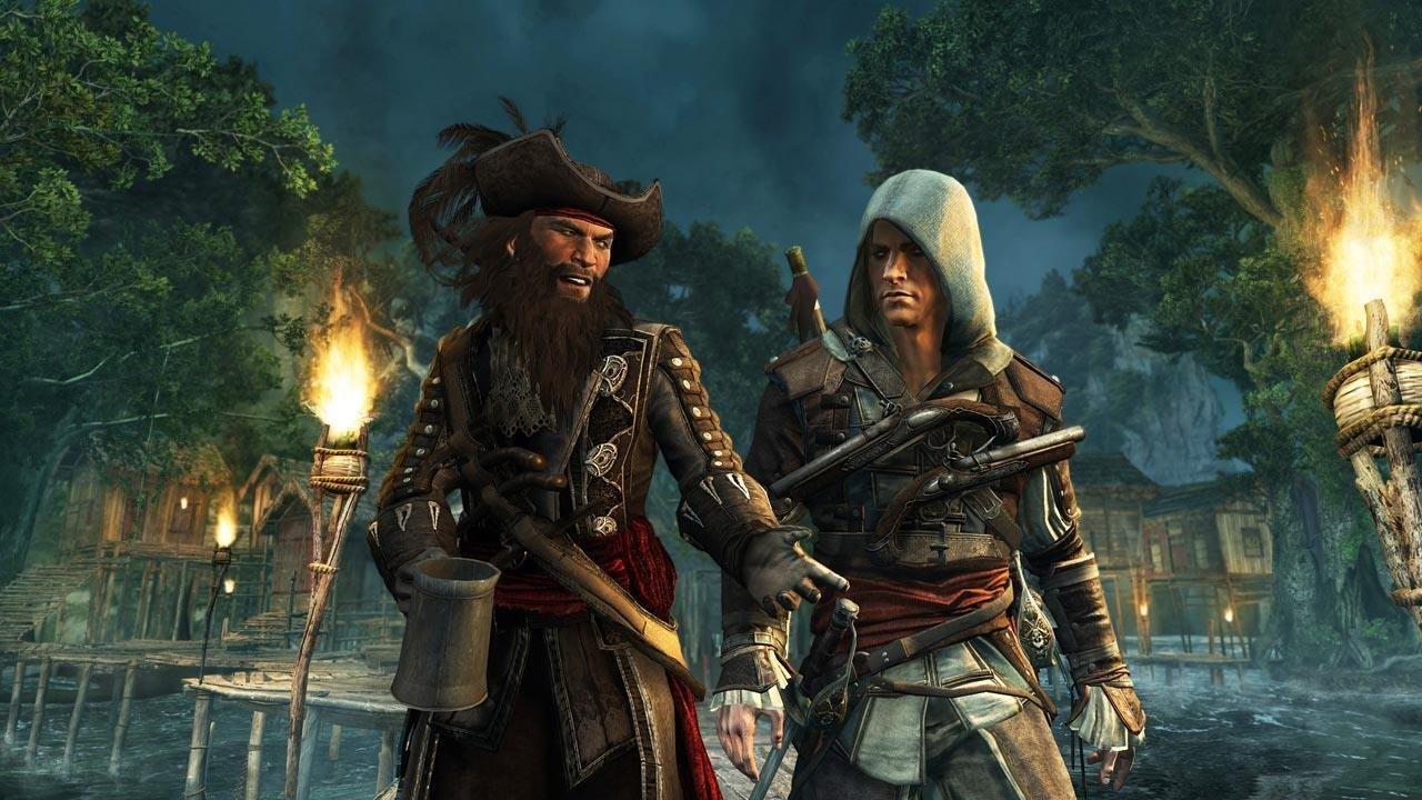 Assassin S Creed Iv Black Flag Receives New Video Walkthrough Of