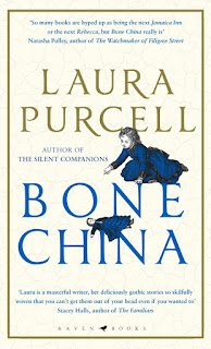 Bone China by Laura Purcell cover