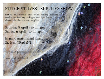 Stitch St Ives - Craft Supplies Show - April 2017