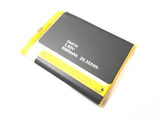 Baterai Blackview BV9800 BV9800 Pro Original 100% 6580mAh