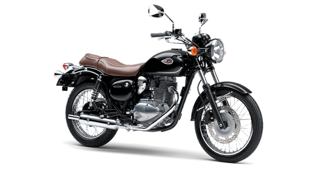 Spesifikasi Kawasaki W250