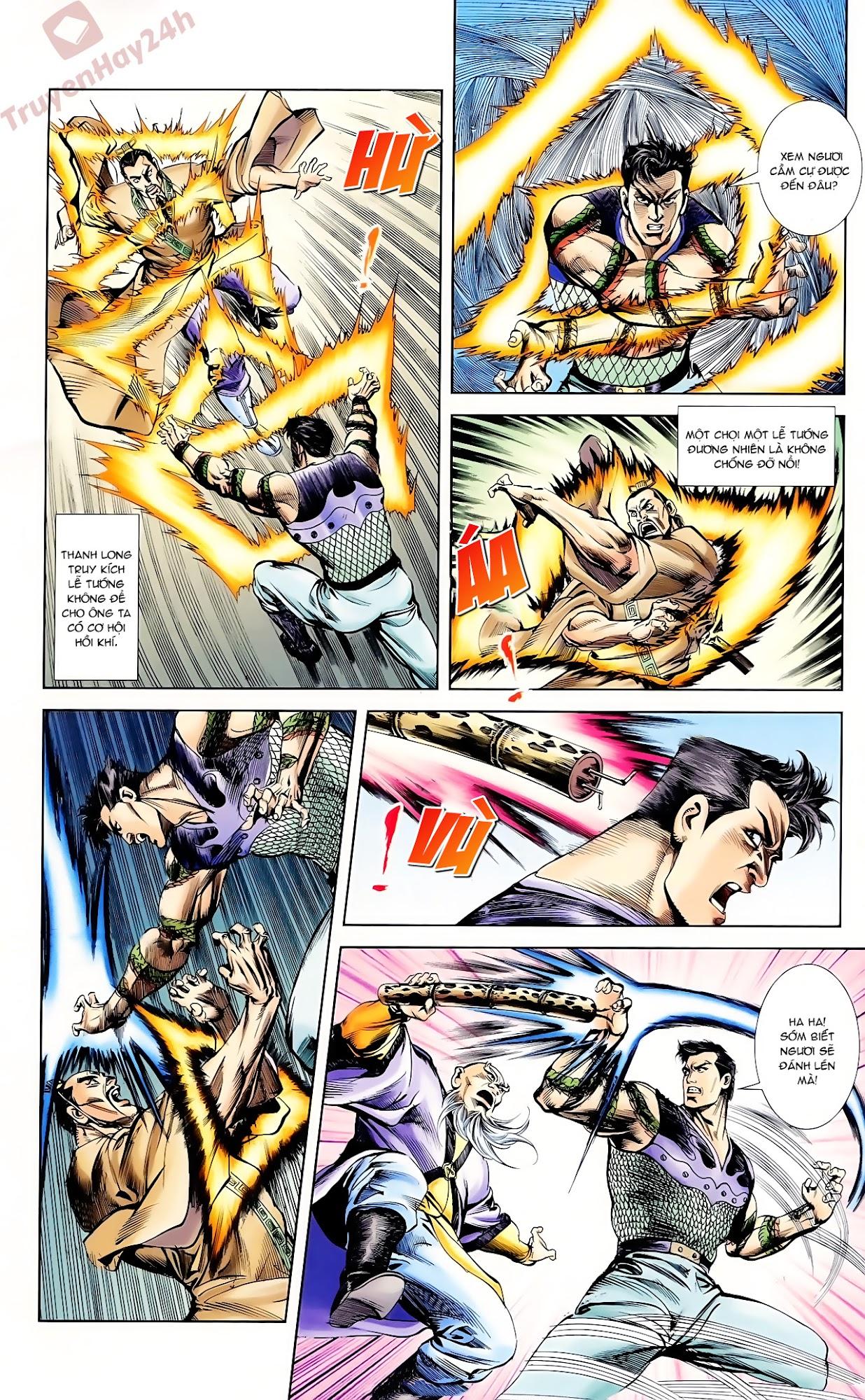Cơ Phát Khai Chu Bản chapter 61 trang 27