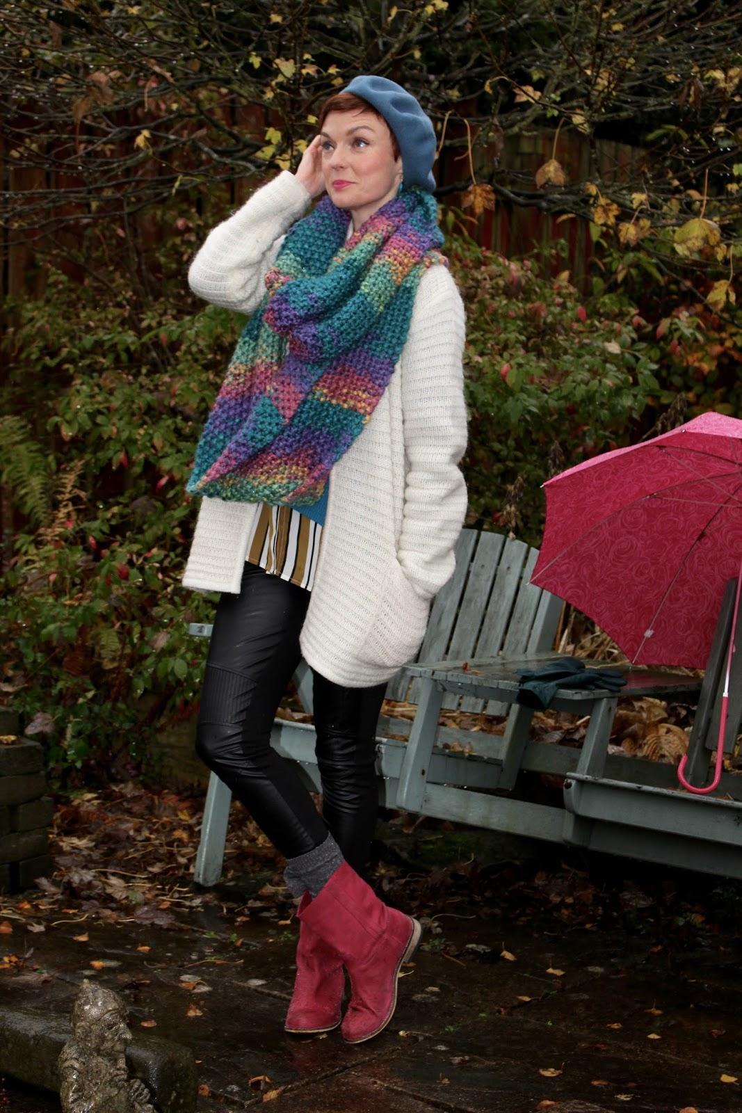 Layering knits in Autumn / winter | Fake fabulous