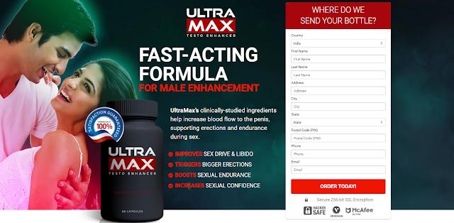 How To Buy Ultramax Testo Enhancer?