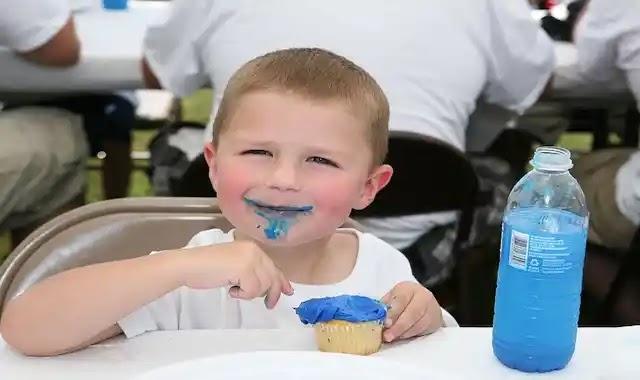 مشكلات التغذية عند الأطفال