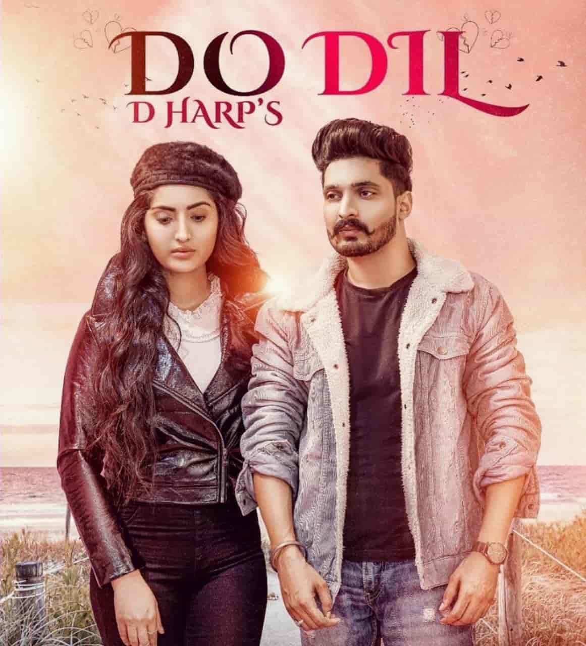 Do Dil Punjabi Song Image Features D Harp