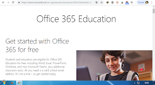 Cara Mudah Membuat Microsoft Office 365 Education