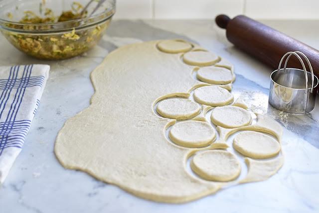 Fatayar dough