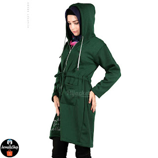 Hijacket Urbanashion HJ-UB ALPINE Original Hijacket Hijab