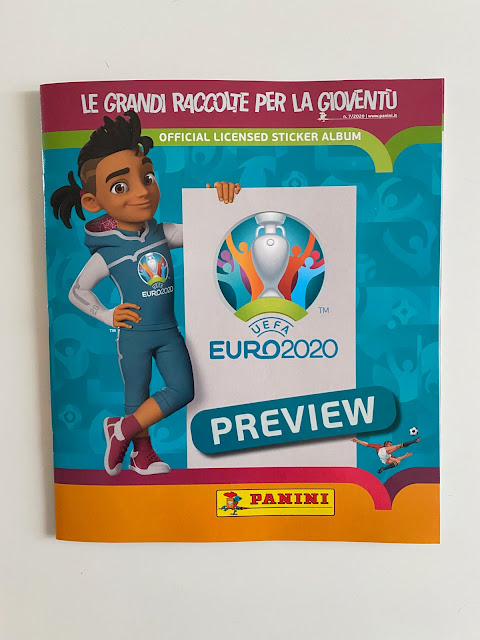 Euro 2020 Preview Copertina