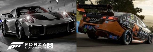 Changes in Forza Motorsport 8 vs Forza Motorsport 7