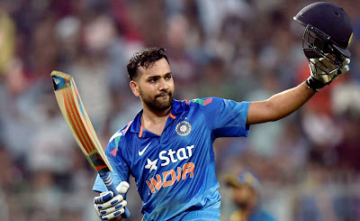 Indian cricketer Rohit Sharma hd images