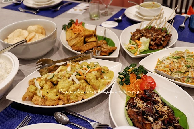 Rijsttafel Homann Bandung, Makan Ala Keluarga Homann