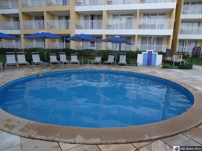 Piscina infantil do Hotel Stella Maris Resort
