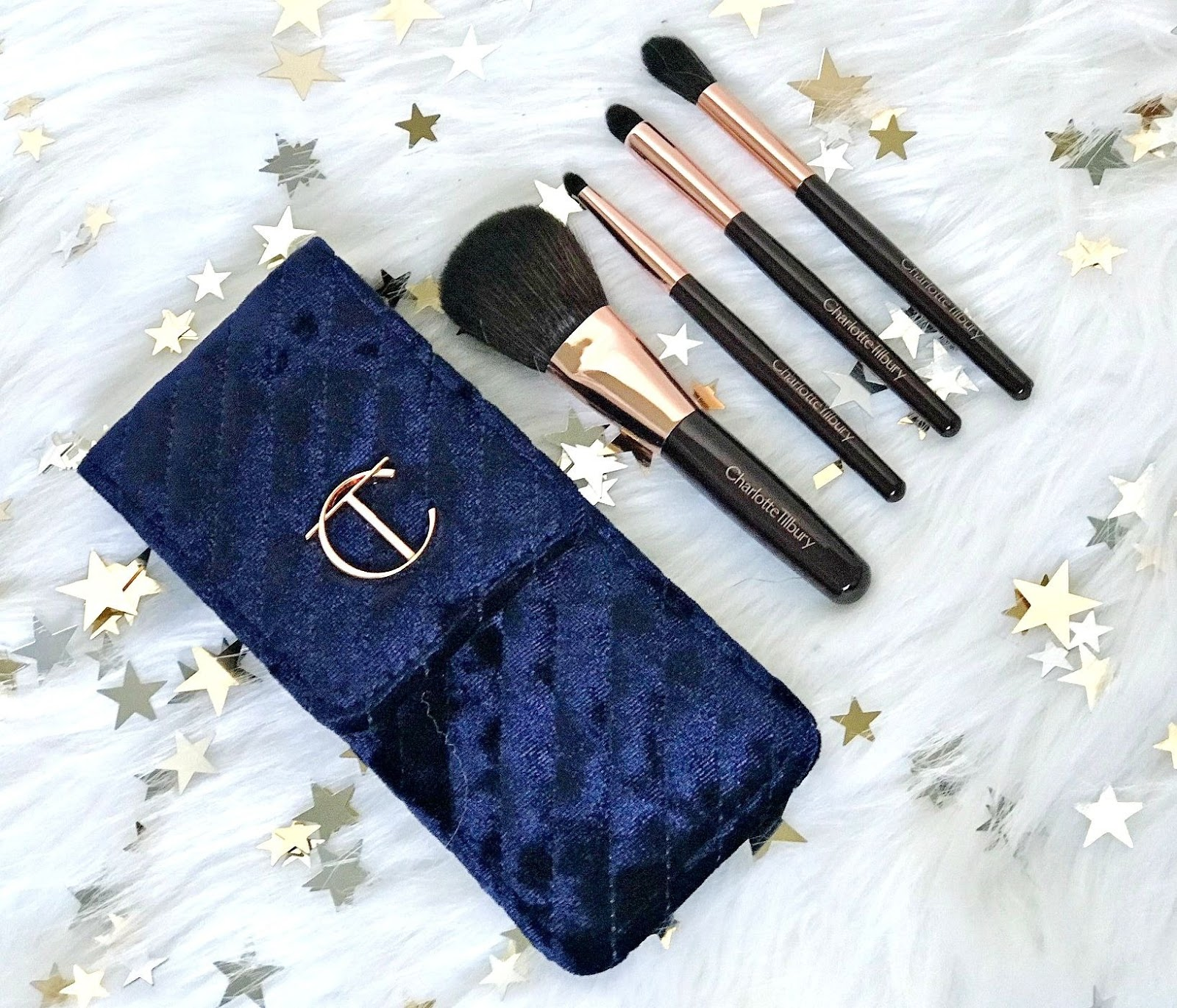 Charlotte Tilbury Magical Mini Brush Set review