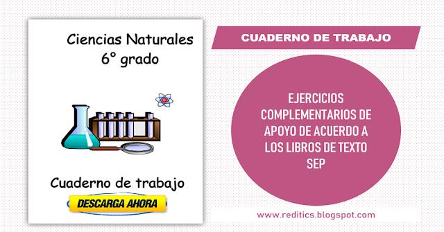 Libro de Ciencias Naturales 6