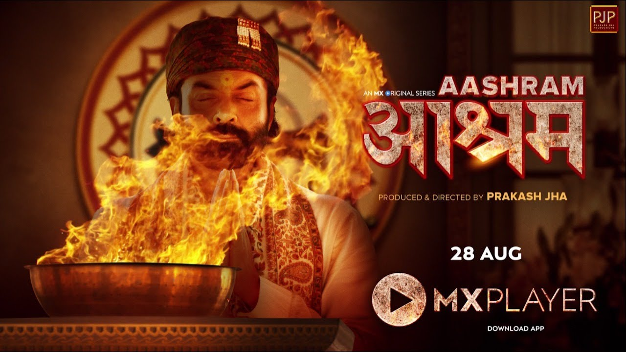 Watch: Aashram Full Series Review In 3Movierulz