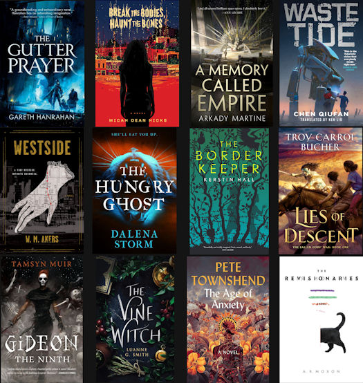 2019 Debut Author Challenge - COVER OF THE YEAR!