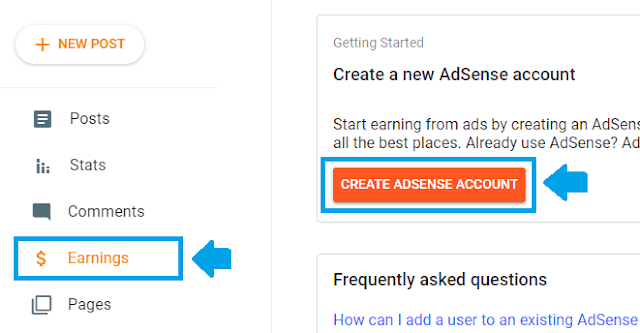 How To Display Google Ads On Blogger - Step By Step   Monetize A Blogger Blog   Earn Online