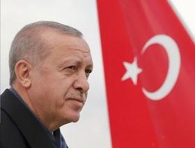 Survey internasional: Erdogan Pemimpin Muslim Paling Populer