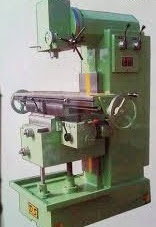 What Is The Milling Machine?working principal of milling machine