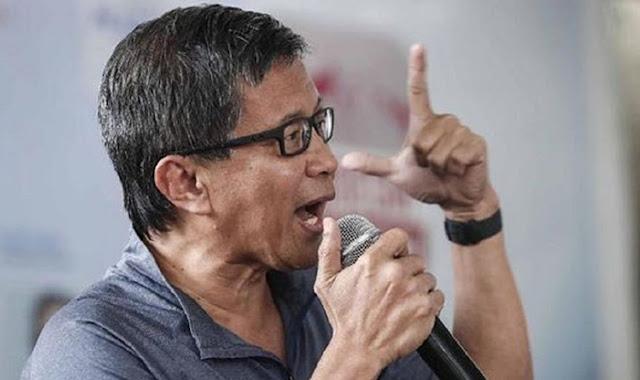 Sebut Pernyataan KSP Hoax, Rocky Gerung: Kalau Jokowi Tak Tahu Menahu, Harusnya Pangdam Disanksi