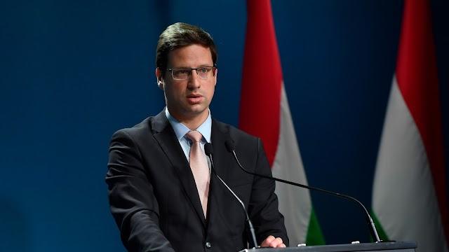 Gulyás: Az erős felhatalmazás nagy segítséget nyújt az európai politikai vitákban