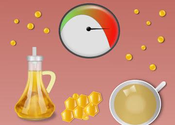 Receita Contra Triglicérides Alto: Vinagre com Água e Mel