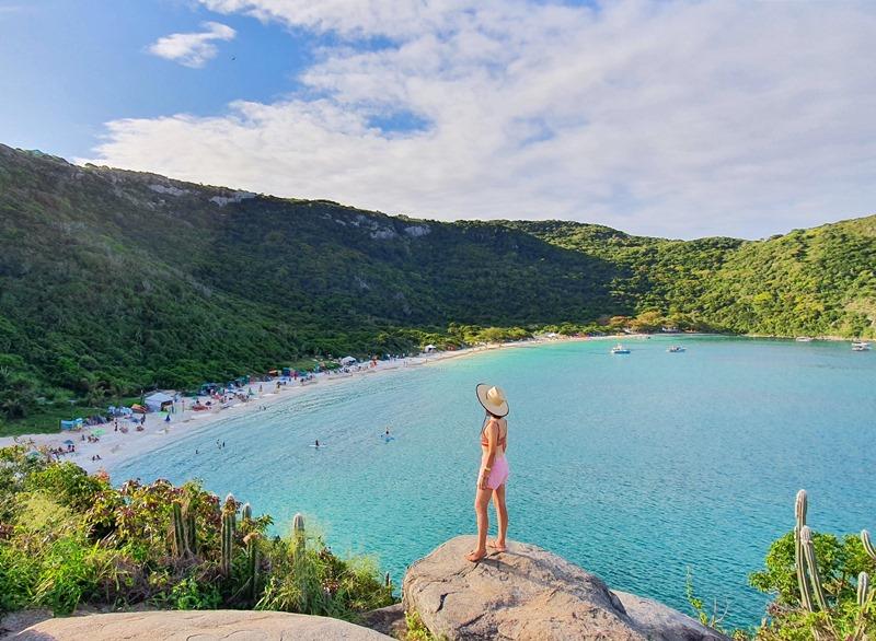Arraial do Cabo: praias, mirantes, passeio de barco