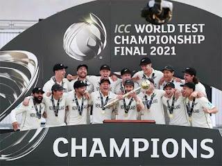 India vs New Zealand ICC WTC Final 2021 Highlights