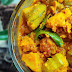 Dal Potol: Recipe with Step by Step Pictures