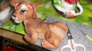уход за шерстяными игрушками