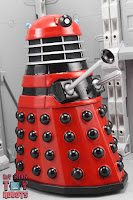 Custom TV21 Red Dalek Leader 18