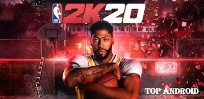 NBA 2K20 Mod Apk Obb