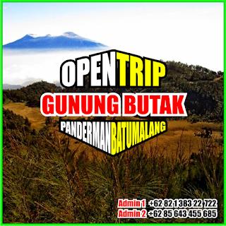 Open Trip Gunung Butak 2021 Via Panderman Batu Malang 2H1M