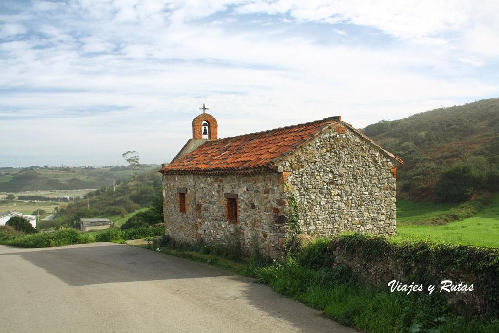 Ermita de San Juan, Gozón