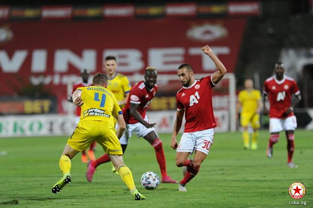 ЦСКА заличи БГ кошмара БАТЕ и мечтае за групите на Лига Европа