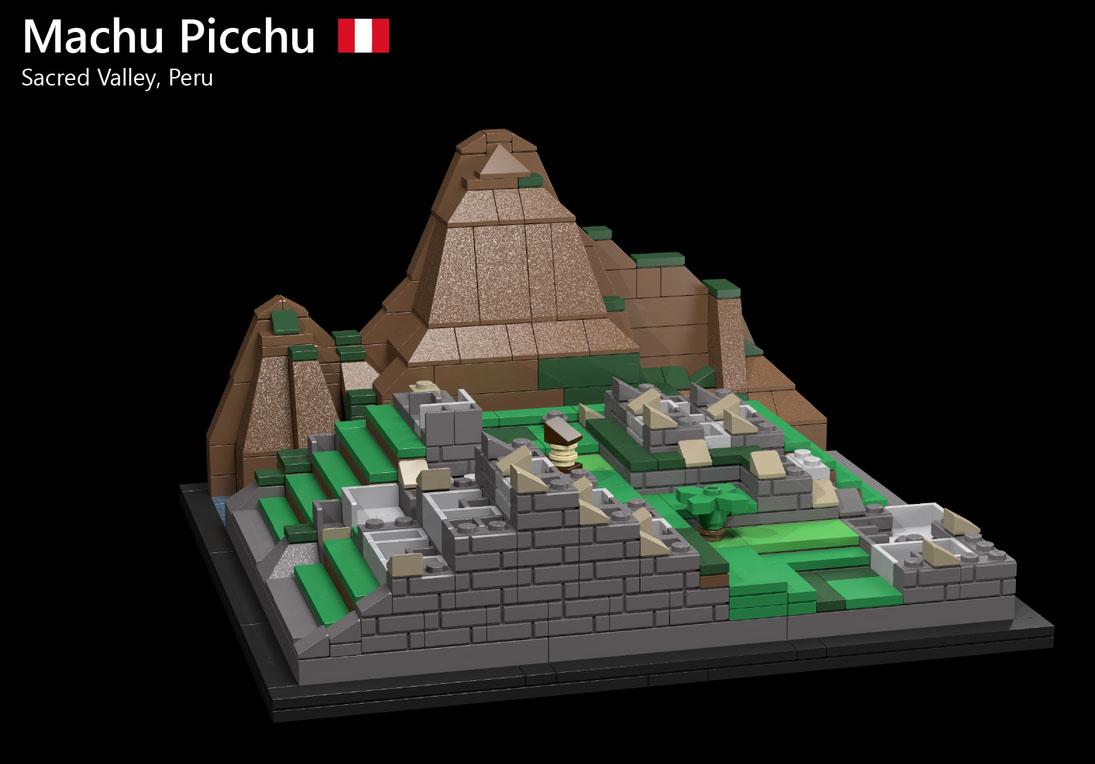 マチュ・ピチュ:Machu Picchu