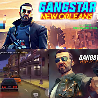 تحميل Gangstar New Orleans