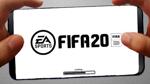 BAIXAR!! FIFA 20 MOBILE COM BRASILEIRÃO ATUALIZADO